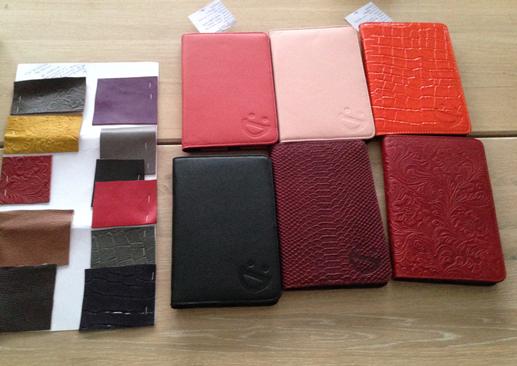 Foodback sample folders