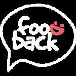 Foodback Logo White