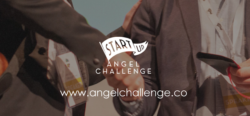 We got accepted at Angel Challenge!