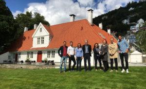 Foodaback, Innovasjon Norge og De Historiske