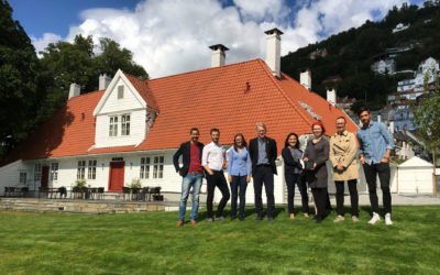 Foodback + Innovasjon Norge + De Historiske = Sant!