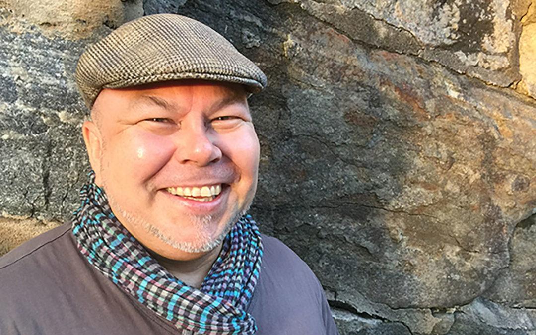 8 kjappe med Kai Victor Hansen
